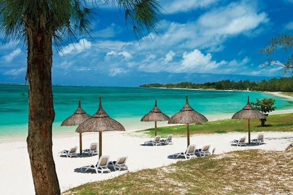 Plage - Hôtel Emeraude Beach Attitude 3* Mahebourg Ile Maurice