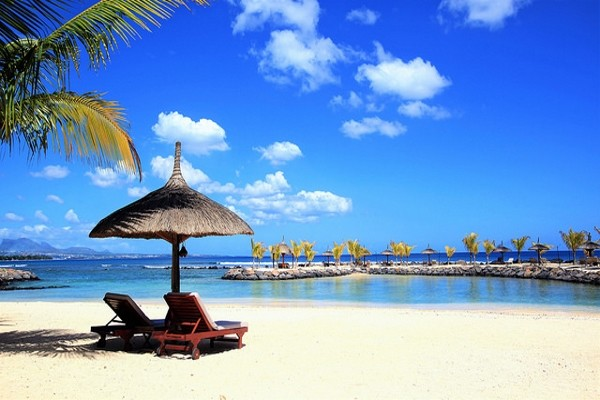 Plage - Intercontinental Mauritius Resort
