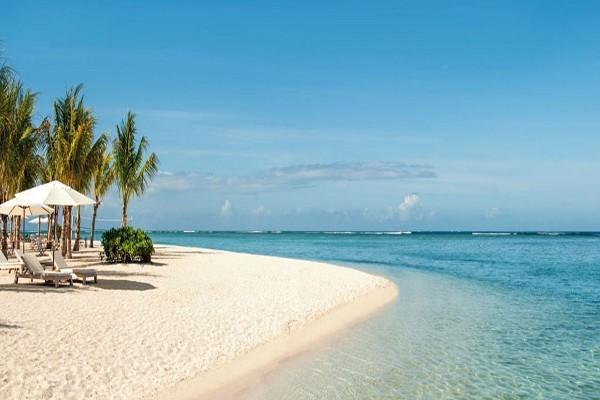 Plage - Hôtel JW Mariott Mauritius Resort 5* Mahebourg Ile Maurice