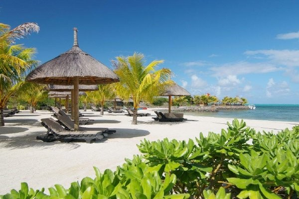 Plage - Hôtel Laguna Beach Resort & Spa 3* sup Mahebourg Ile Maurice