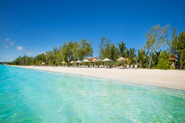 Plage - Hôtel Maritim Crystals Beach 4* sup Mahebourg Ile Maurice