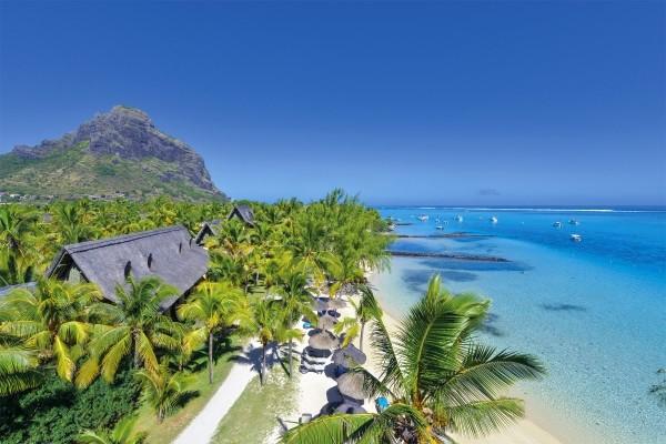 Plage - Hôtel Paradis Beachcomber Golf Resort & Spa 5* Mahebourg Ile Maurice