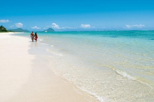 Plage - Hôtel Pearle Beach Resort & Spa 4* Mahebourg Ile Maurice