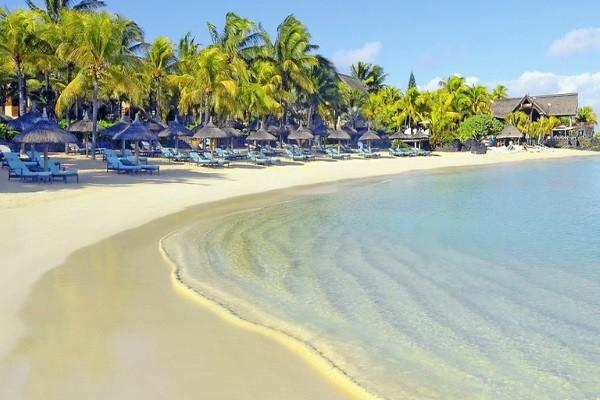 Plage - Hôtel Royal Palm Beachcomber Luxury 5* Mahebourg Ile Maurice