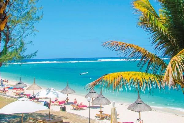 Plage - Hôtel Silver Beach Hotel Mauritius 3* Mahebourg Ile Maurice