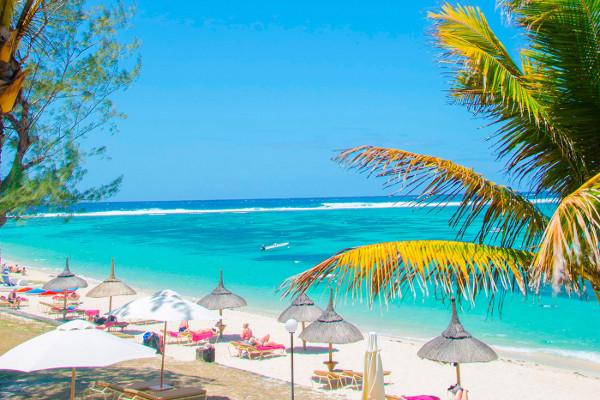 Plage - Silver Beach Hotel 3* Mahebourg Ile Maurice