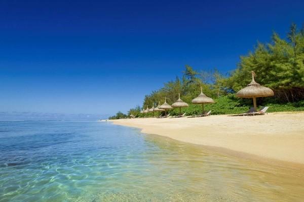 Plage - Hôtel SO Sofitel Mauritius 5* Mahebourg Ile Maurice