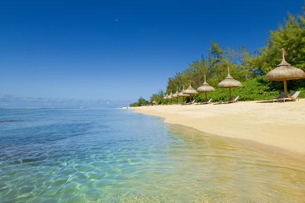 Plage - Hôtel Sofitel So Mauritius 5* Mahebourg Ile Maurice