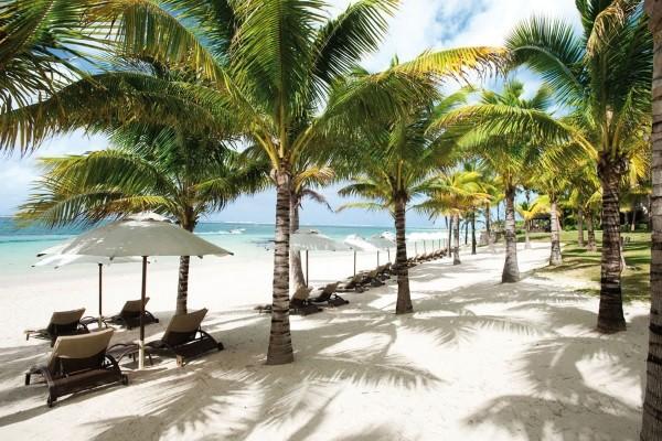 Plage - Hôtel The Residence Mauritius 5* Mahebourg Ile Maurice