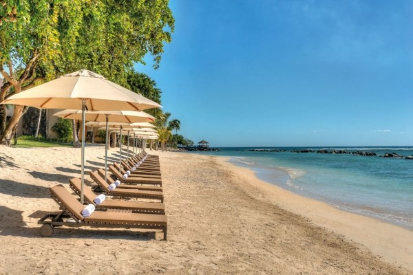 Plage - Hôtel The Westin Turtle Bay Resort & Spa Mauritius 5* Mahebourg Ile Maurice