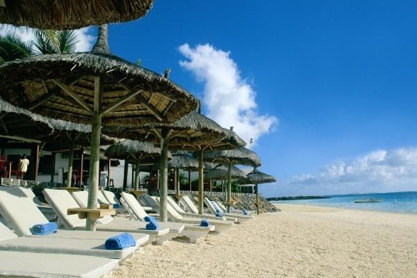 Plage - Hôtel Veranda Palmar Beach 3* sup Mahebourg Ile Maurice