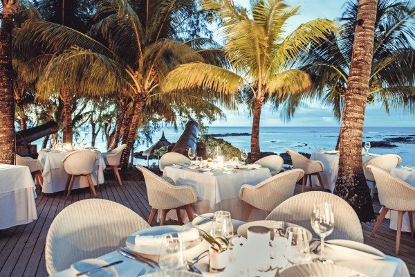 Restaurant - Hôtel Canonnier Beachcomber Golf Resort & Spa 4* Mahebourg Ile Maurice