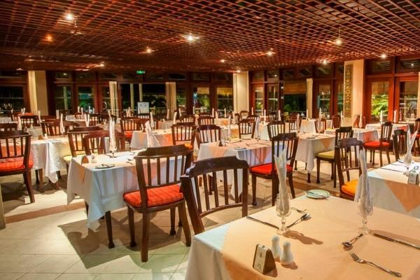 Restaurant - Hôtel Jalsa Beach Hotel & Spa 4* Mahebourg Ile Maurice