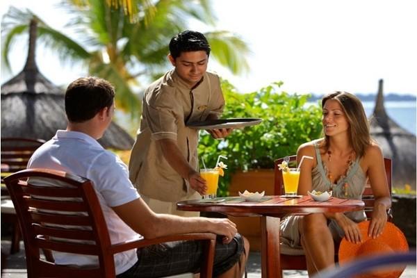 Restaurant - Merville Beach Grand Baie 3*Sup