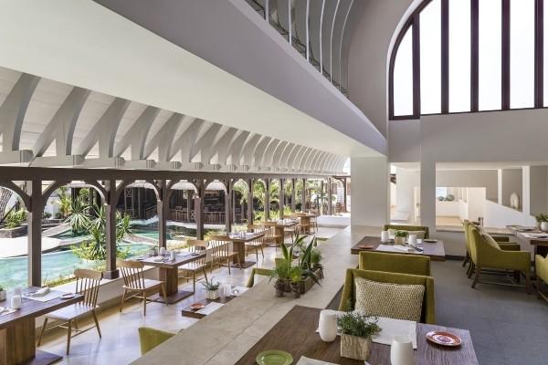 Restaurant - Hôtel Shangri-La's Le Touessrok Resort & Spa 5* Mahebourg Ile Maurice