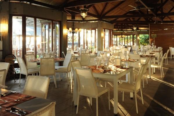 Restaurant - Hôtel Veranda Grand Baie & Spa 3* Mahebourg Ile Maurice