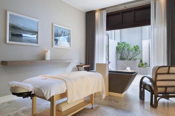 Spa - Hôtel JW Mariott Mauritius Resort 5* Mahebourg Ile Maurice