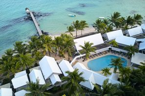 Ile Maurice-Mahebourg, Hôtel Adult only -Tropical Attitude sup