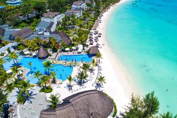 Vue aérienne - Ambre Sun Resort - Adult Only