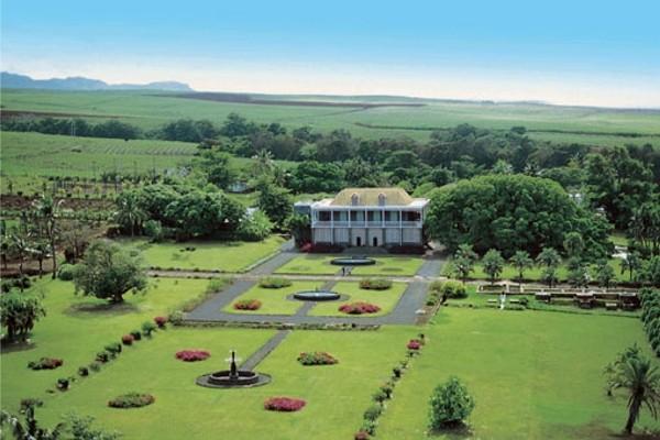 Vue panoramique - Hôtel Heritage Awali Golf & Spa Resort 5* Mahebourg Ile Maurice
