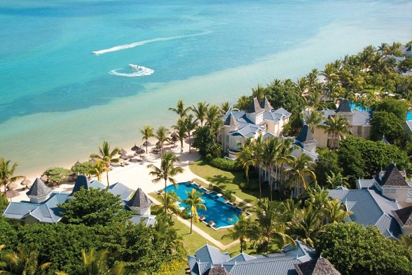 Vue panoramique - Hôtel Heritage Le Telfair Golf & Wellness Resort 5* Mahebourg Ile Maurice