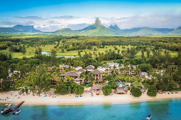 Situation - Hilton Mauritius Resort & Spa