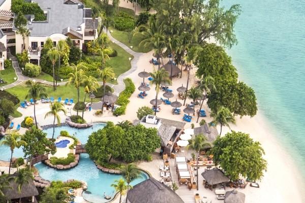 Vue panoramique - Hilton Mauritius Resort & Spa 5* Mahebourg Ile Maurice