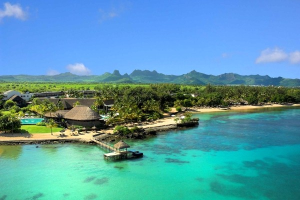 Vue panoramique - Maritim Resort & Spa Mauritius 5* Mahebourg Ile Maurice