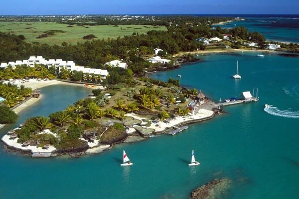 Vue panoramique - Hôtel Paradise Cove Boutique Hôtel 5* Mahebourg Ile Maurice