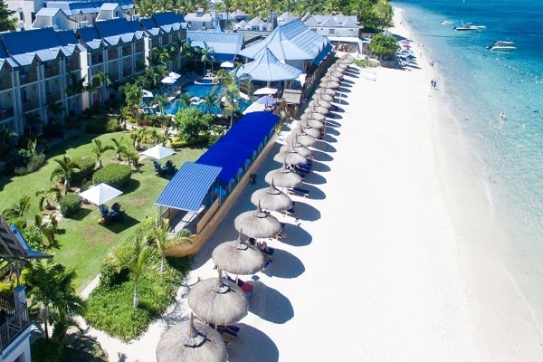 Vue panoramique - Pearle Beach Resort & Spa Mauritius
