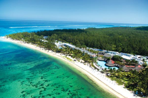Vue panoramique - Riu Creole 4* Mahebourg Ile Maurice