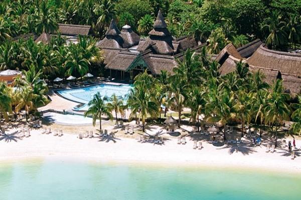 Vue panoramique - Hôtel Shandrani Resort & Spa 5*