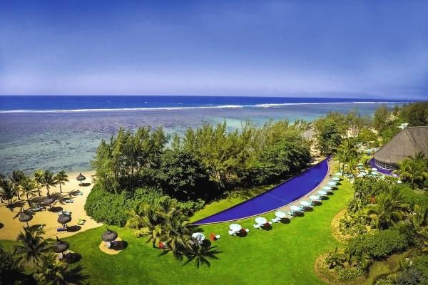 Vue panoramique - Hôtel SO Sofitel Mauritius 5* Mahebourg Ile Maurice