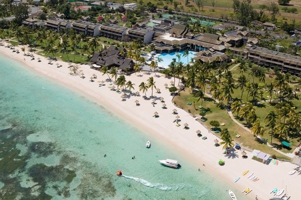 Vue aérienne - Sofitel Mauritius L'Imperial Resort & Spa