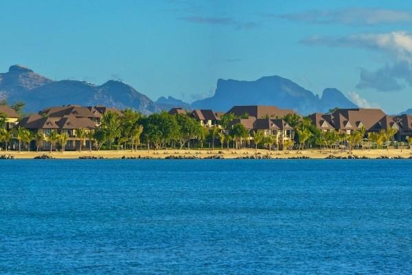 Vue panoramique - Hôtel The Westin Turtle Bay Resort & Spa Mauritius 5* Mahebourg Ile Maurice