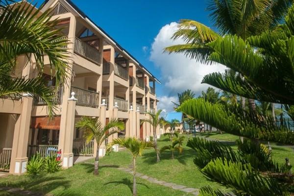Facade - Club Coralia Jalsa Beach Hotel & Spa 4* Port Louis Ile Maurice