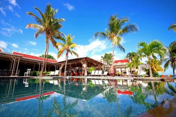 Piscine - Club Jet Tours Villas Caroline 3* Port Louis Ile Maurice