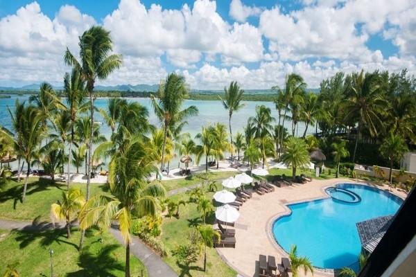 Vue panoramique - Club Coralia Jalsa Beach Hotel & Spa 4* Port Louis Ile Maurice