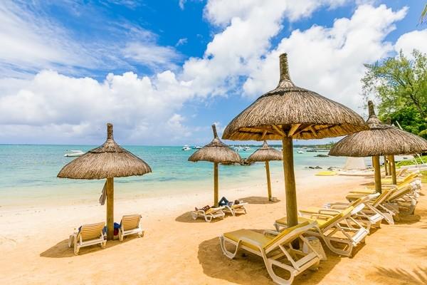Plage - Club Framissima Evasion Casuarina Resort & Spa 4* Trou aux Biches Ile Maurice