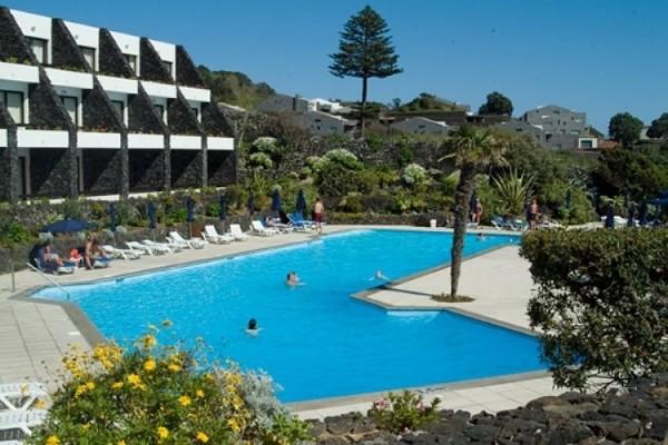 Piscine - Hôtel Caloura 4* Ponta Delgada Iles Des Acores