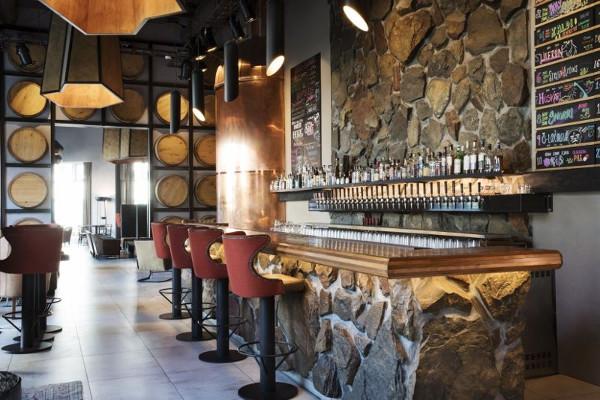Bar - Hôtel Kappa City Reykjavik - Fosshotel 4* Reykjavik Islande