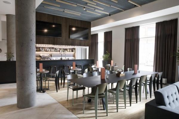 Bar - Hôtel Kappa City Reykjavik + Pack Excursions 4* Reykjavik Islande