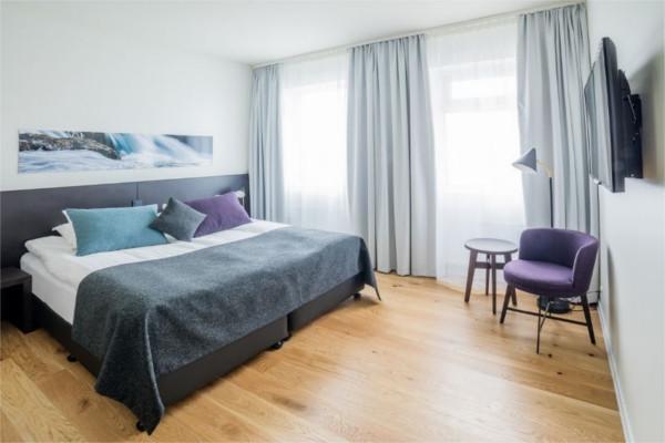 Chambre - Hôtel Fosshotel Reykjavik 4* Reykjavik Islande