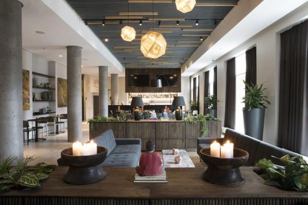 Reception - Hôtel Fosshotel Reykjavik 4* Reykjavik Islande