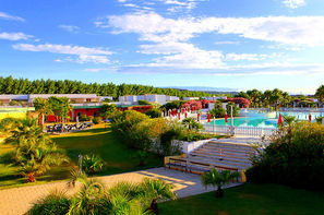 Italie-Lamezia Terme, Hôtel Club Jet tours Calabria Sunbeach