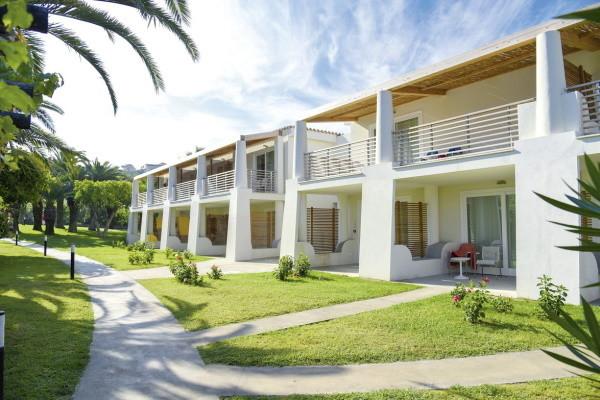 Facade - Hôtel Baia del Sole Resort 4* Lamezia Terme Italie
