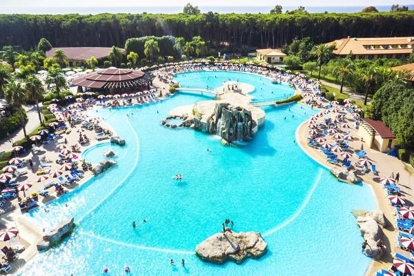Piscine - Garden Resort Calabria