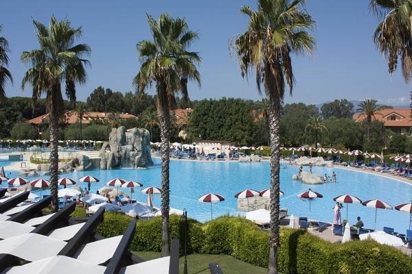 Piscine - Hôtel Garden Resort Calabria 4* Lamezia Terme Italie