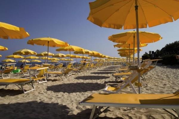 Plage - Hôtel Baia del Sole Resort 4* Lamezia Terme Italie