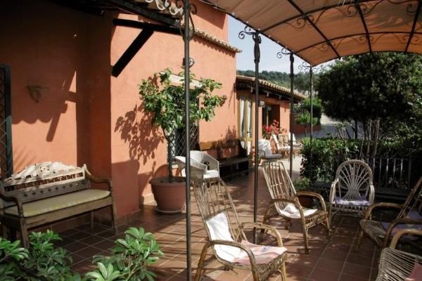 Terrasse - Hôtel Agriturismo ruralia 3* Lamezia Terme Italie